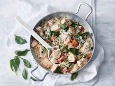 Italialainen kanapata Easy Cooking, Healthy Cooking, Cooking Recipes, Couscous, So Little Time, Wine Recipes, Kids Meals, Risotto, Potato Salad