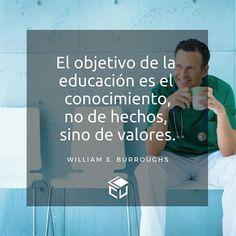 Educación  #LaCuadraU #Educación #Frases #FrasesLCU
