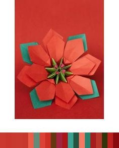 origami Origami And Kirigami, Origami Paper Art, Origami Folding, Paper Folding, Origami Flowers, Paper Flowers, Dragon Fly Craft, Japanese Origami, Dollar Origami