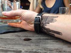 How Cool Real tattoo for year: the new ephemeral tattoo Ephemeral Tattoo, Real Tattoo, Tattoos For Women, Cuff Bracelets, Tattoo Designs, Tatoo, Tattoo Removal, Stick Poke Tattoo, New Tattoos