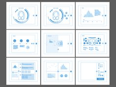some wireframes wireframe and infographics - Ipad App Wireframe