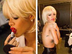 rihanna viva glam | MAC Viva Glam Rihanna 2014 – Beauty Trends and Latest Makeup ...