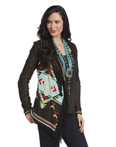 676ce37ec5 Aztec Print Cardigan Sweater – Two Funky Cousins