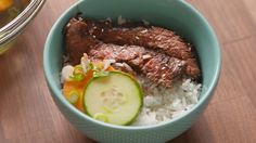 This Korean BBQ Rice Bowl Is Your New Favorite Way To Eat Steak - Delish.com