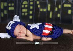 Newborn Photographer, Memories by Brandi, captain america newborn photograph, newborn, baby prop, superhero