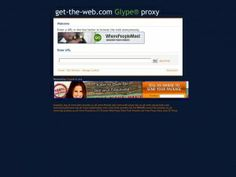 Get-the-web.com is a free web proxy site with IP address 185.36.77.***. Get-the-web.com's server is located in GB.