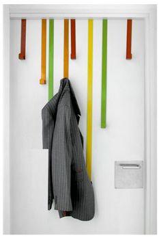 Coat Rack Wall
