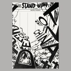 The Stand Up Times // source:  mariusjopen
