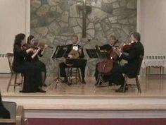 ▶ Boccherini Quintet No. 7 in E minor - II - Adagio (G.451) - YouTube…a gorgeous piece of music!