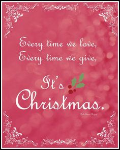 Merry Christmas quotes and wishes can brighten your loved ones. Always appreciate and feel gratitude towards this special holiday and share the wisdom. Feel free to select the best Merry Christmas Wishes and Quotes. Share it will love and grace. May God b Christmas Time Is Here, Christmas Love, All Things Christmas, Winter Christmas, Vintage Christmas, Christmas Crafts, Xmas, Christmas Ideas, Christmas Scenery