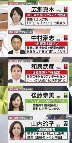 """オッさんのTumblr. — hkdmz: (via トーフさんさんのツイート: """"#池上選挙  東京の未来は明るい。..."""