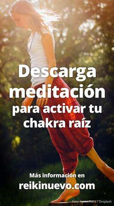 Ya puedes descargar la meditación guiada para activar tu chakra raíz. Esta meditación guiada con afirmaciones grabada por Maestro de Luz te ayudará a mover las energías en tu centro Muladhara. Más información: http://www.reikinuevo.com/descarga-meditacion-guiada-activar-chakra-raiz/