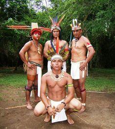 Taino Men. #Taino #Taíno #TainoArt #TaínoArt #Photography