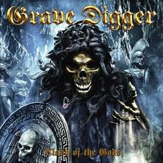 Clash of the gods (CD) von Grave Digger