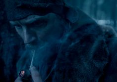 Tom Hardy - The Revenant dir. The Revenant, Tom Hardy, Cinema, Fictional Characters, Movies, Fantasy Characters, Movie Theater