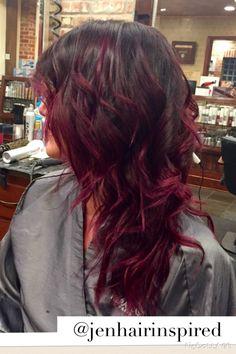 1000 Ideas About Raspberry Hair Color On Pinterest  Raspberry Hair Fuschia