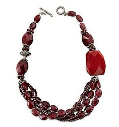bead necklace ideas - Google Search