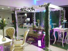 De paso por el @exponoviaslecheria los invitamos a visitar esta exposición llena de decoraciones con muy buen gusto.