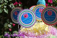 Easter Party and Printables @lilyslaundryblog