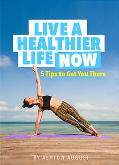 Yoga is our passion. Your healthy lifestyle is our obsession! We talk yoga, fitness, diet, health, wellness, love + style. Join us in improving your...