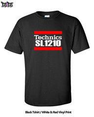 Technics SL1210 Turntable Tshirt | DJ4DJ - I have to get this