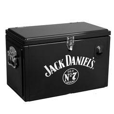 :::OnTap - Jack Daniels Retro Cooler Box - Details:::