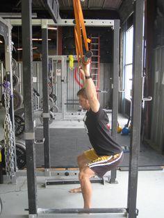 Overhead Squat Activation - Banded Reverse Squat