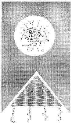 'Textum 2' by Miroljub Todorovic (1973)