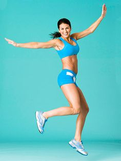 Lose 10 Pounds in 30 Days Workout from Fitness