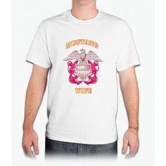 Pink Mustang Wife 2 - Mens T-Shirt