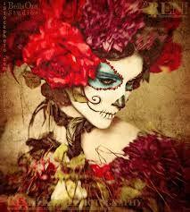 sugar skull makeup - Google zoeken
