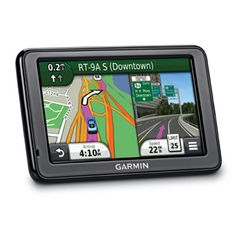 Garmin Nüvi 2455LMT 4.3-Inch Portable GPS Navigator With Lifetime Map  Traffic Updates.  Buy online at,  http://l1nk.com/h5rw6j