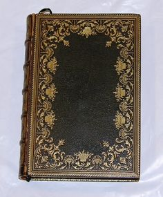 Poetical Works of Matthew Arnold 1908 Leather Gold Leaf | Riviere