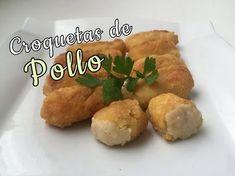 Croquetas de pollo ❤️ Monsieur Cuisine SilverCrest Lidl - YouTube