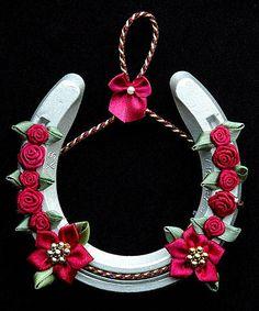 Horseshoe Christmas Ornament