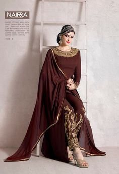 Online Shopping of Pakistani dresses from different design and styles at lowest price. Buy Pakistani suits and designer Pakistani salwar kameez online with shipping to USA, Canada, Australia and UK Indian Suits, Indian Dresses, Punjabi Suits, Suits For Women, Clothes For Women, Designer Salwar Suits, Pakistani Outfits, Indian Ethnic Wear, Indian Designer Wear