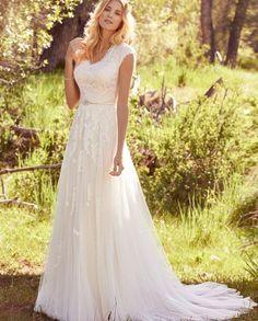 ASHLEY, brudklänning Maggie Sottero