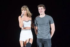 Taylor Swift & Shawn Mendes #HappyBirthday