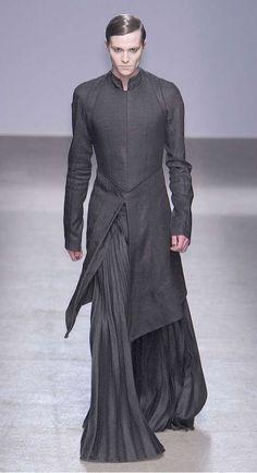 :::futuristic men's fashion: