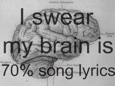 Song lyrics and les mills choreography