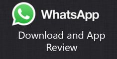 WhatsApp - Download and Review | www.whatsapp.com