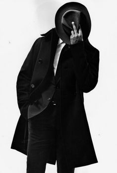 ♂ Black & white man #Style
