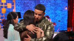 Daddy Yankee abraza a una niña triste en la voz Kids (VIDEO ...