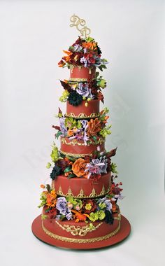 The Professional Cake Decorating Techniques You Must Know Cake Decorating Techniques Cake And Sugar Flowers
