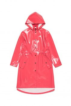 Alivier Kids Raincoat Children Rain Jacket Waterproof Rain Poncho Rain Cape Rain Wear Cute Unisex Storm Break Rain Slicker