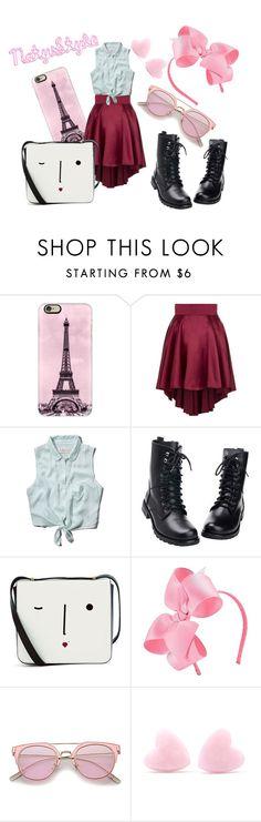 """Naty Style #040"" by izzierosa on Polyvore featuring moda, Casetify, Vielma London, Abercrombie & Fitch e Lulu Guinness"