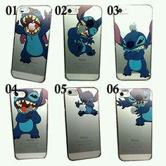 Stitch iphone cover
