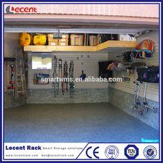 PVC Slotwall Melamine MDF Slotted Board Plastic PVC Slatwall Panel