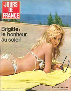 Brigitte Bardot - Jours de France n°497, 23 mai 1964