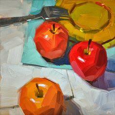 Carol Marine's Painting a Day: Fun Times